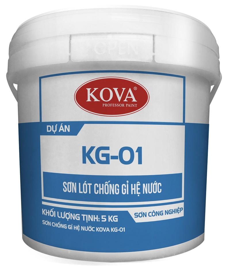 KOVA KG-01 chống gỉ mạnh mẽ